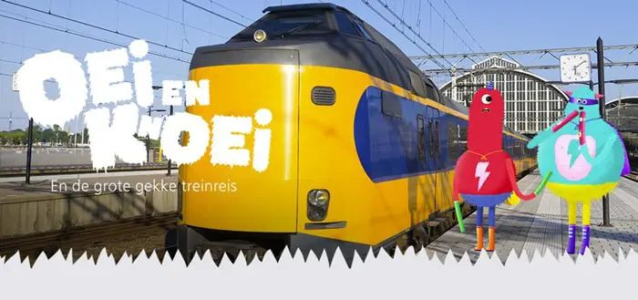 internationale treinreis plannen