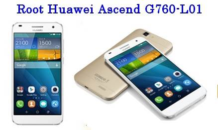 Root Huawei Ascend G760
