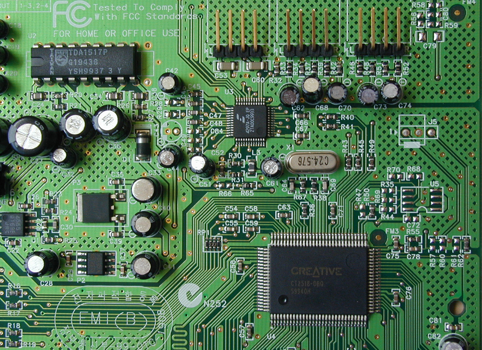 Pictures Of Circuit Boards