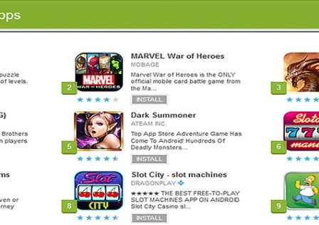 top-grossing-android-games