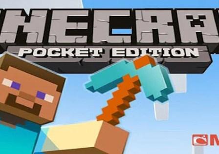 Minecraft-Pocket-Edition-Android-Logo
