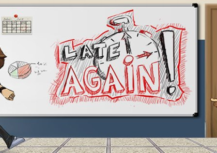 Late-Again-Android-Game