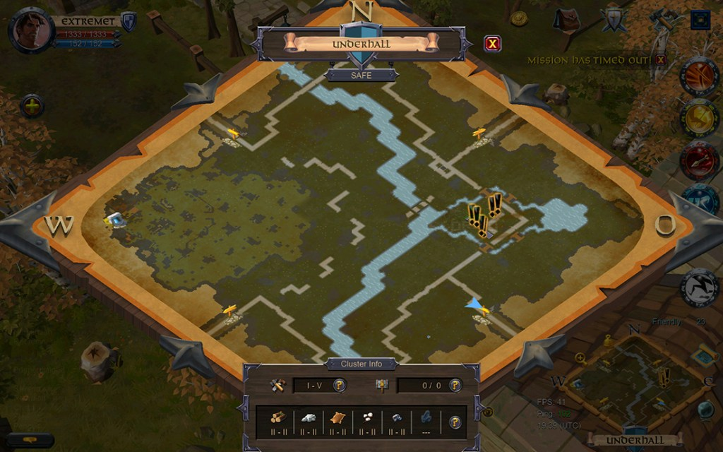 hands on preview of upcoming cross platform mmorpg albion online on