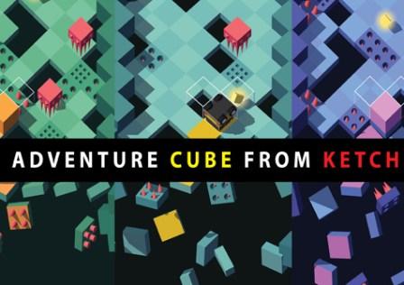 Adventure-Cube-Game