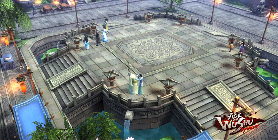 Recently Snail Games announced a mobile MMORPG version of the Age of Wushu  PC MMO game that would be heading to Android and iOS soon.