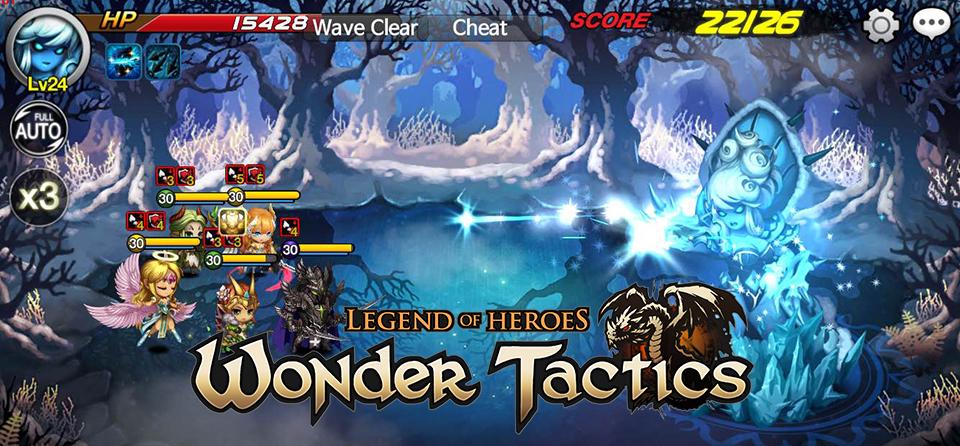 """Generateur """"Wonder Tactics"""" mod"""