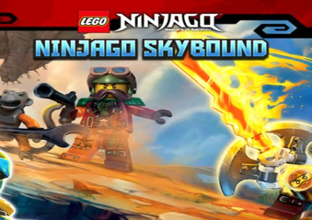 Ninjago-Skybound-Game