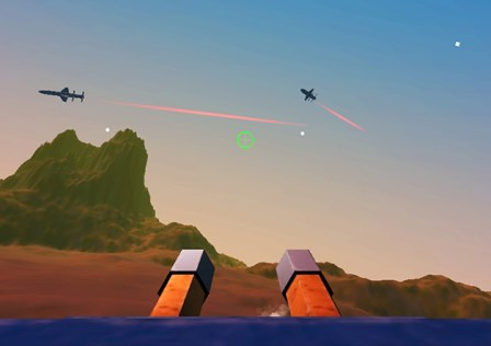 Missle-Attack-VR-Android-Game