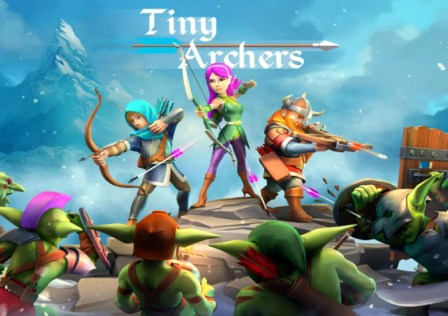 Tiny-Archers-Game