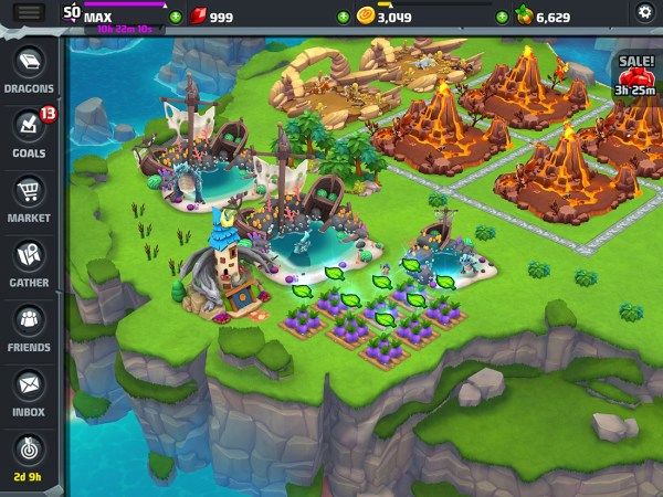 Dragonvale World Cheat Codes Games - Year of Clean Water
