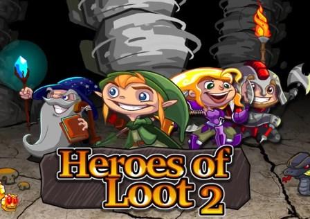 OrangePixel's Heroes of Loot 2