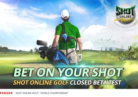 Shot Online Golf_CBT_1
