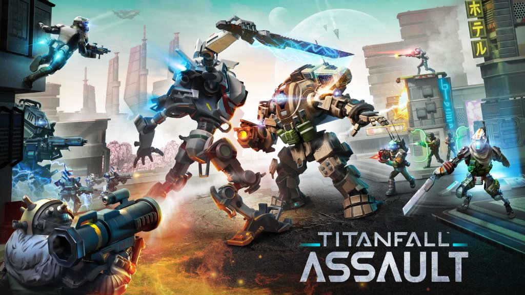 Titanfall: Assault Android