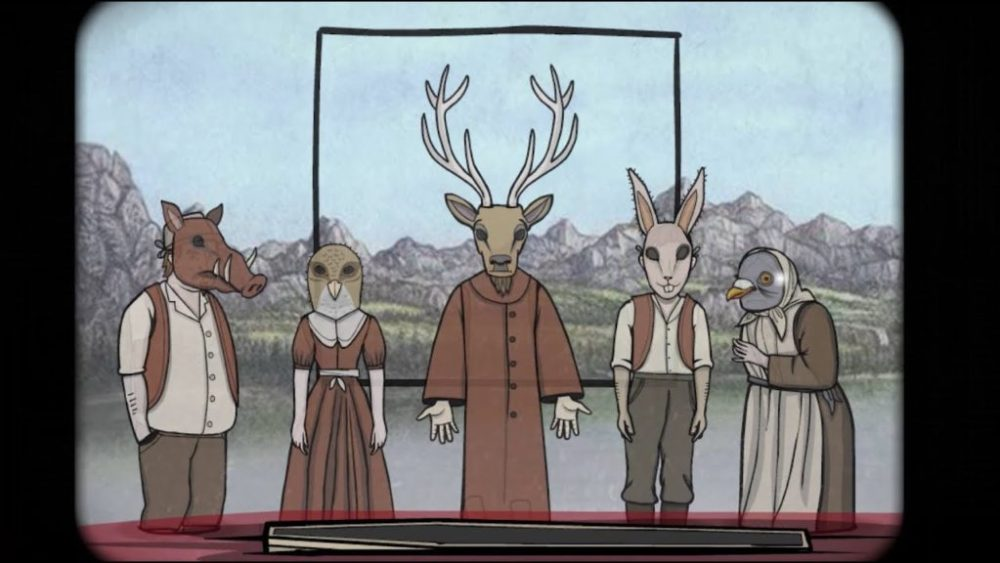 Rusty Lake Paradise Android