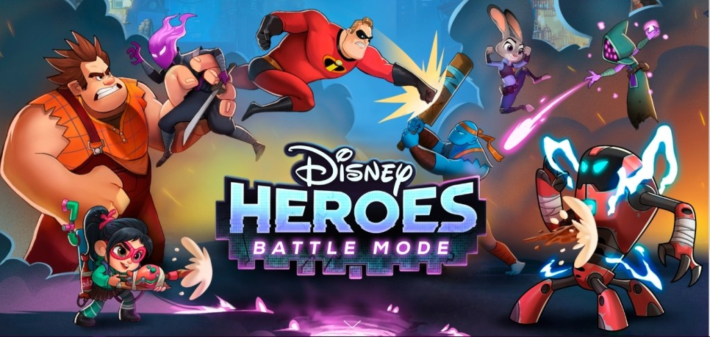 Disney Heroes Android