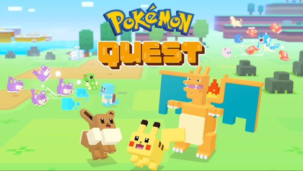 Pokemon Quest Android