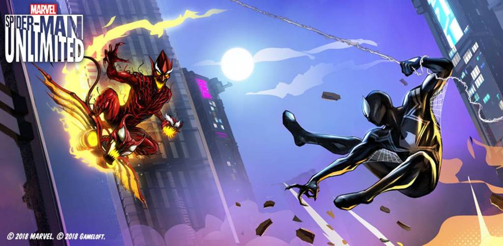 Spider-Man Unlimited Android
