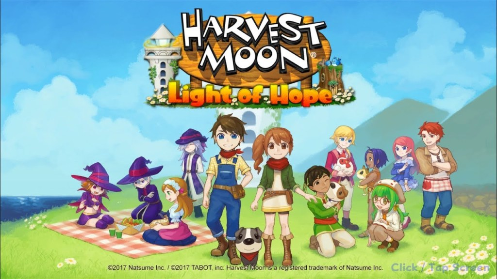 Harvest Moon: Light of Hope Android