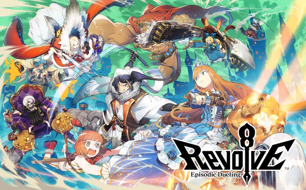 Revolve8 Android