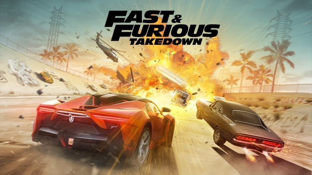 Fast & Furious Takedown Android