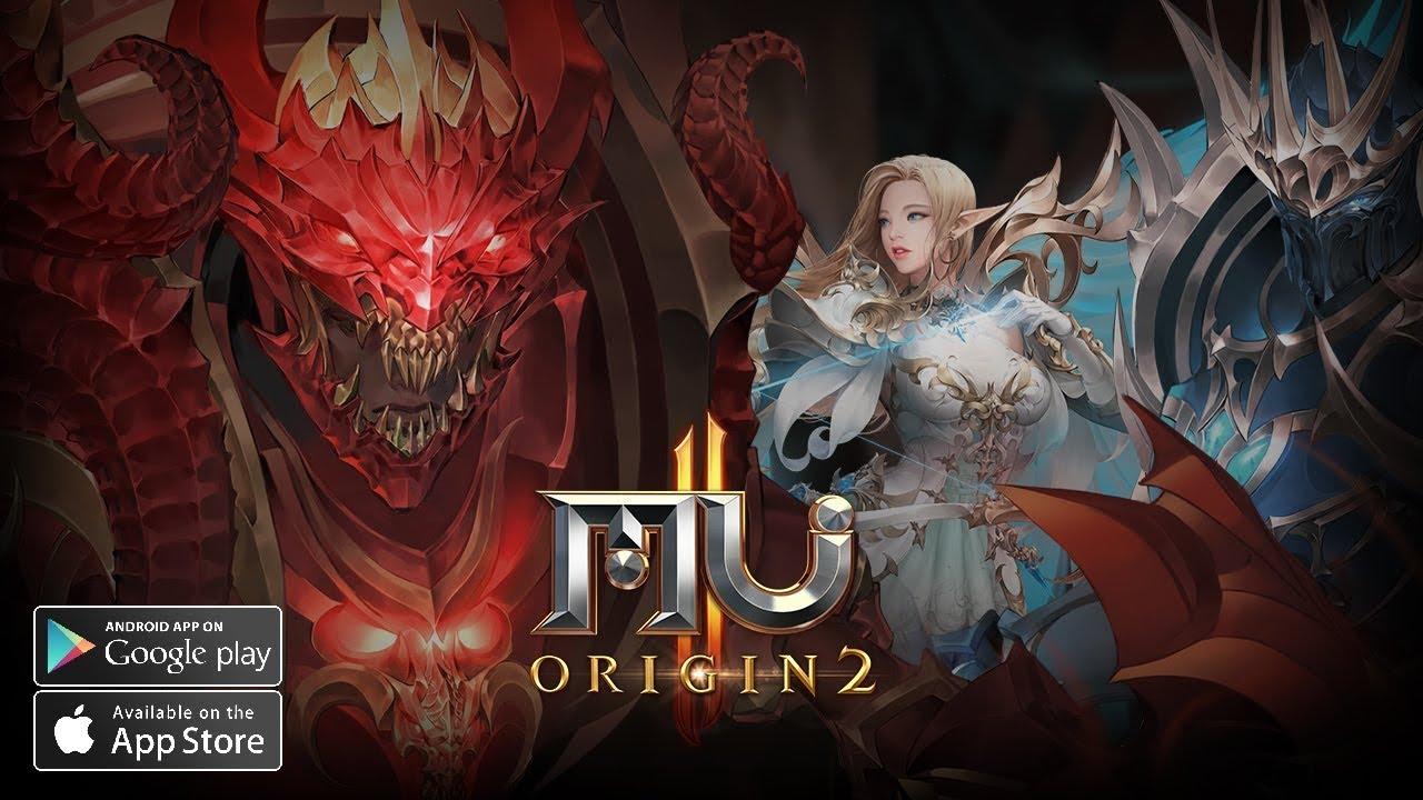 Mu Origin 2 Mod