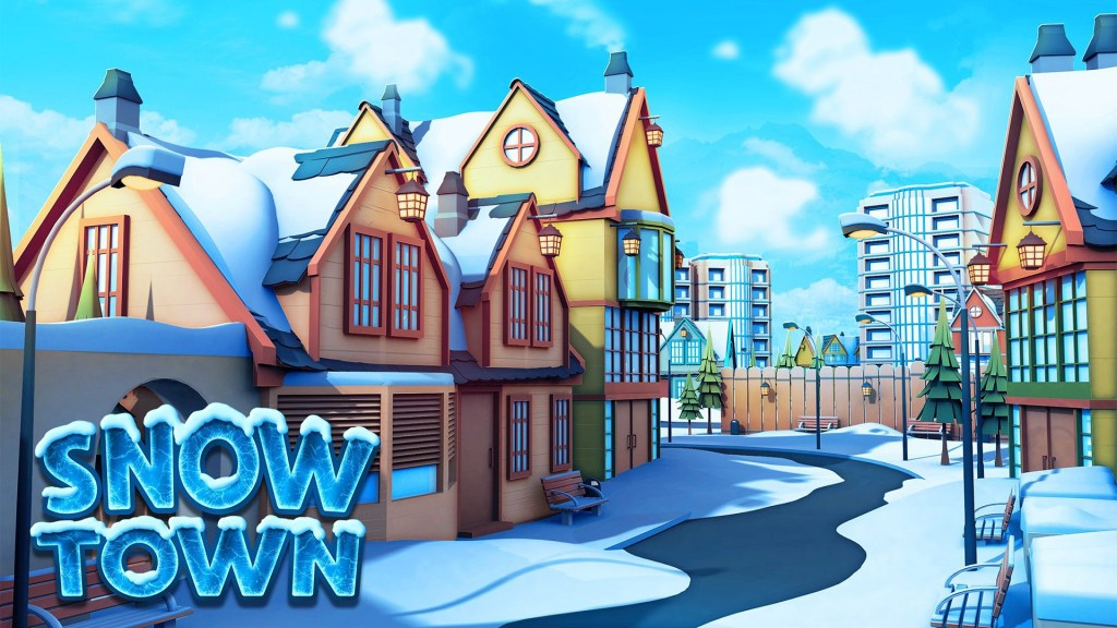 Snow Town Android