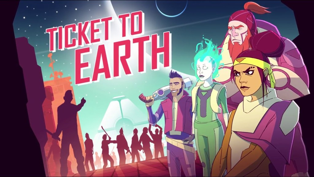 Ticket to Earth Android