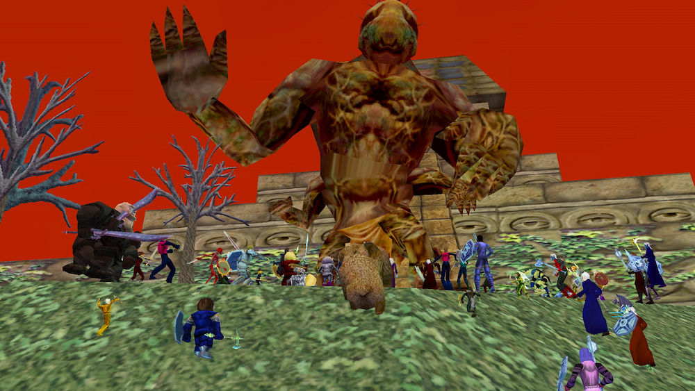 EverQuest MMORPG Android