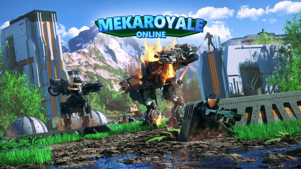 MekaRoyale Android