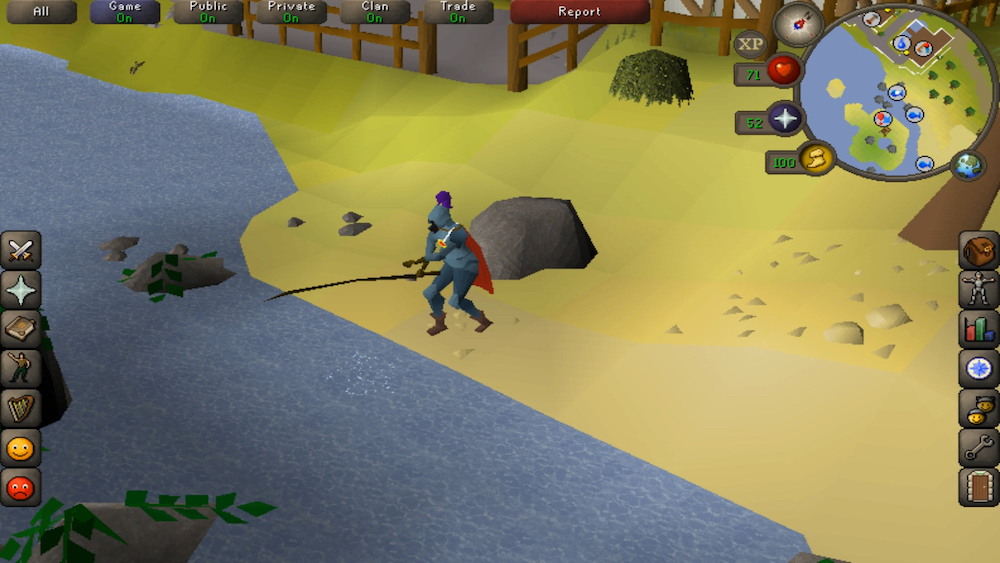 Old School RuneScape MMORPG Android