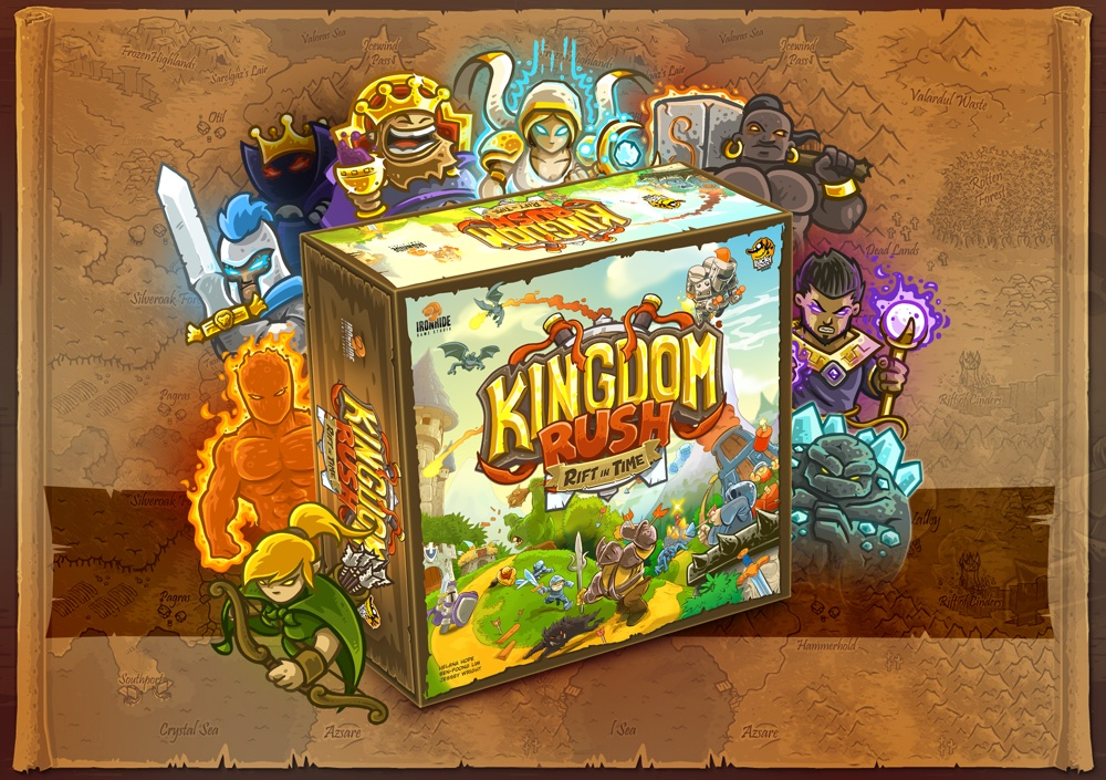 Kingdom Rush: Rift In Time Android