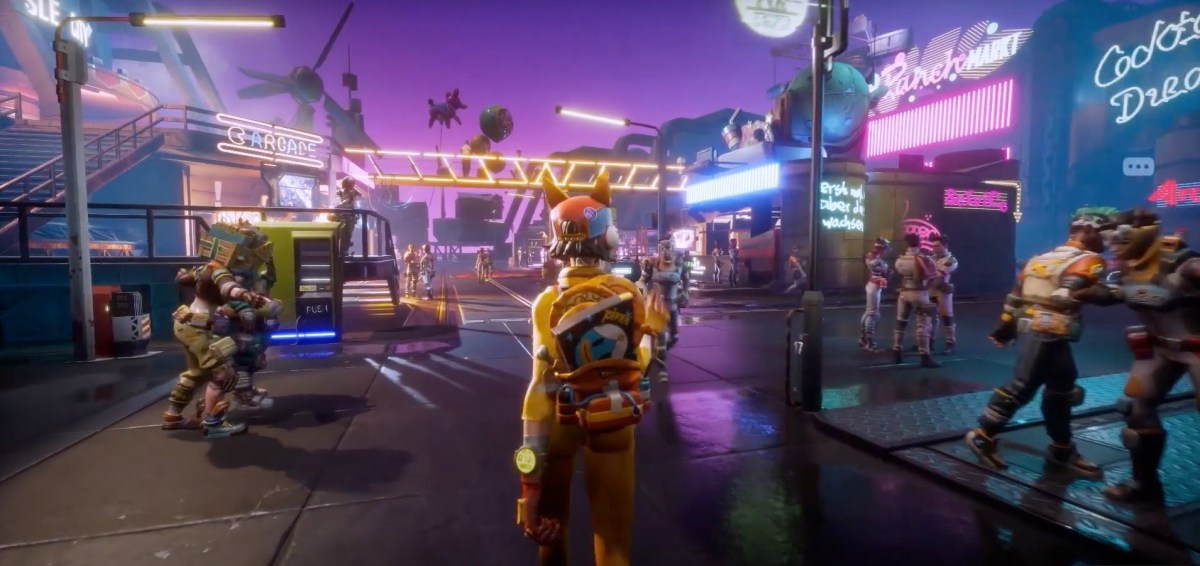 Farlight 84 is an Impressive-Looking Battle Royale Heading to Android Next  Year – Droid News