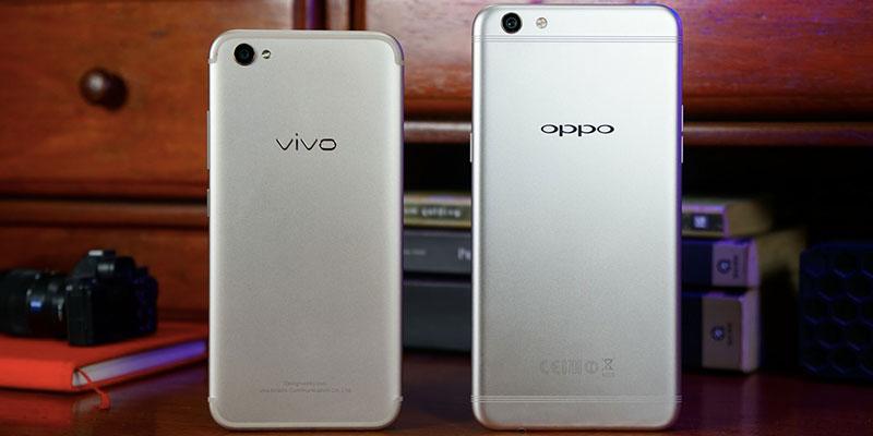 vivo v5 plus vs oppo f3 plus image 3