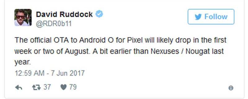 android o ruddock 1