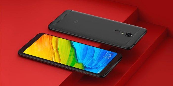 Harga dan Spesifikasi Xiaomi Redmi 5 dan Redmi 5 Plus
