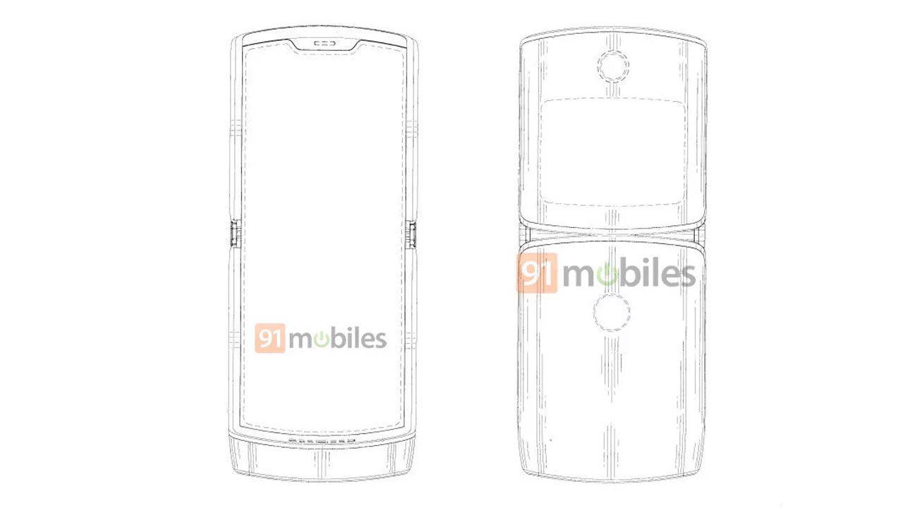 RAZR 2019, Inikah Smartphone Layar Lipat Motorola?