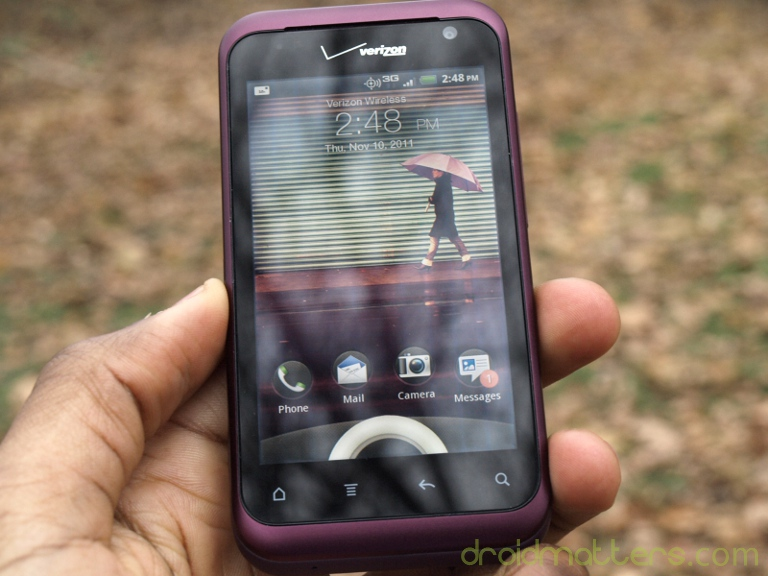 HTC Rhyme Review – Verizon Wireless