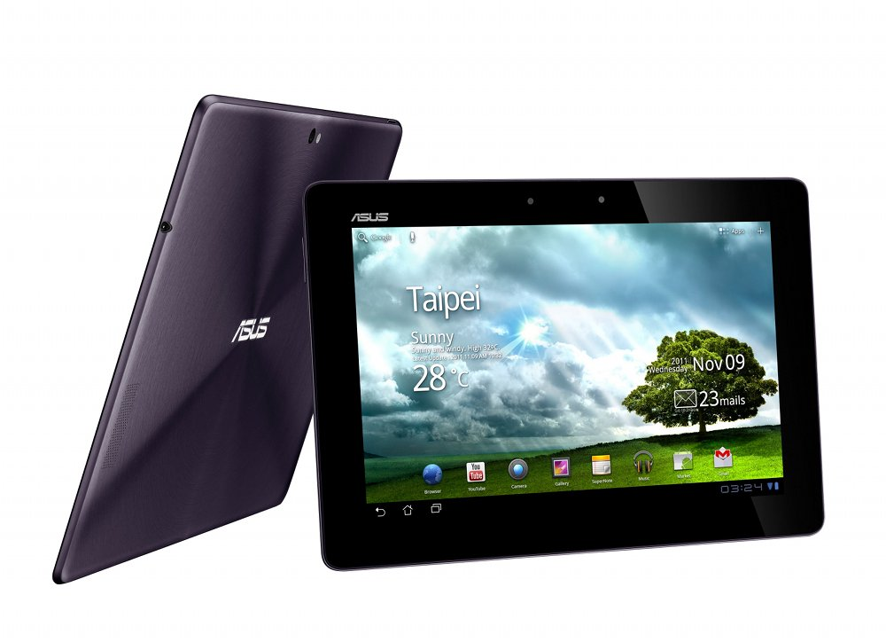 New Asus Transformer Prime update 8.8.3.33 fixes GPS issue, improves camera
