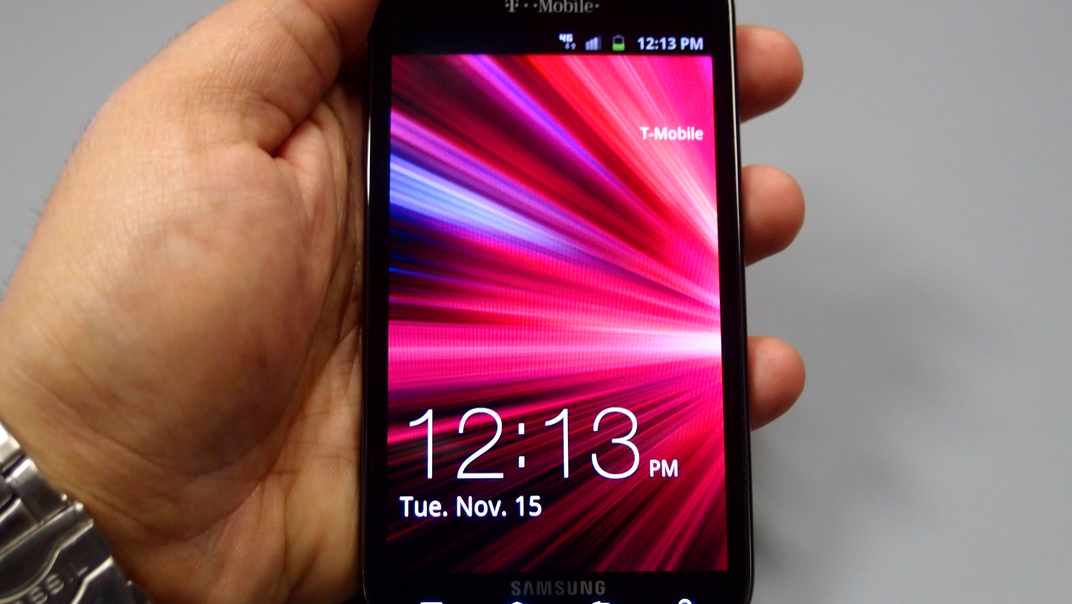 Review: T-Mobile Samsung Galaxy S II