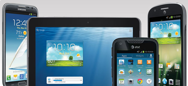 AT&T and Samsung announce the Galaxy Express, Galaxy Rubgy Pro, Galaxy Tab 2 10.1, and Galaxy Note 2