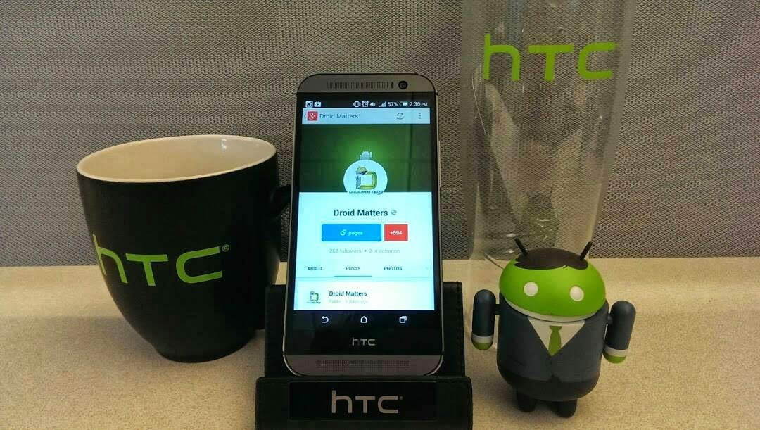 HTC One M8: Here's to the champion