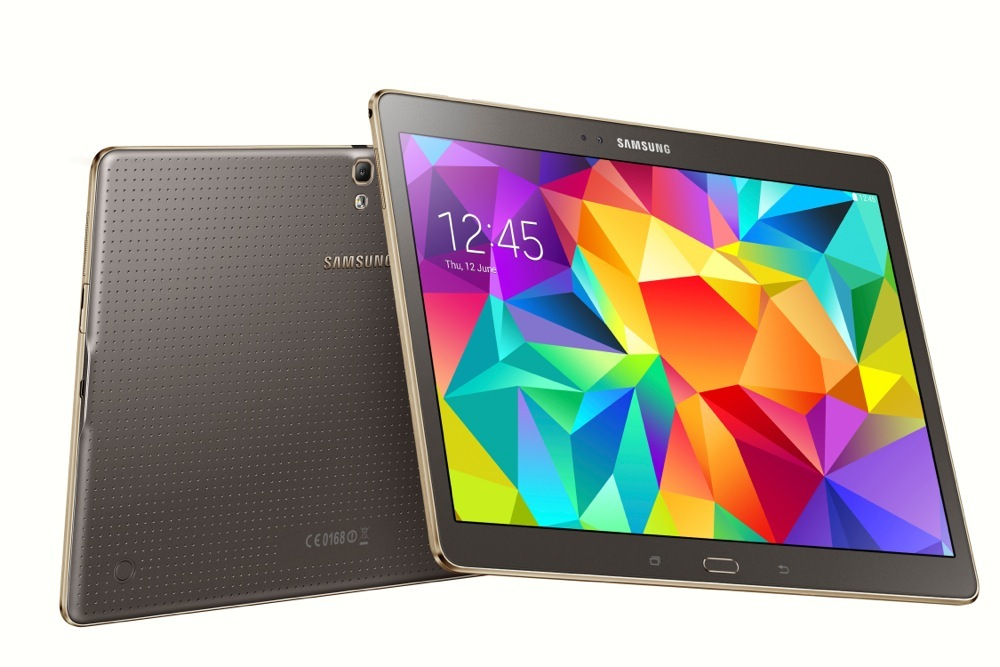 [Official] Samsung unveils the Galaxy Tab S with Super Amoled display; Pre-orders start On June 13
