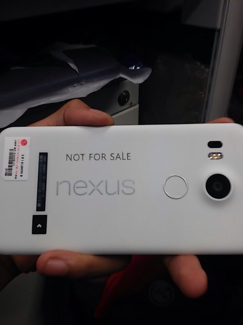 Latest leak of the Nexus 5 2015 is the best we've seen