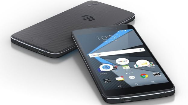 """[Press Release] Blackberry unveils the DTEK50, a promising """"secure"""" budget phone shipping August 8"""