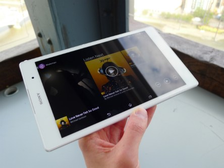 Xperia Z3 Tablet Compact. @Droidopinions