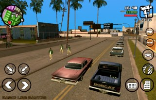 GTA San Andreas for Android Free