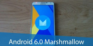 Marshmallow on Galaxy Note 3 N9005