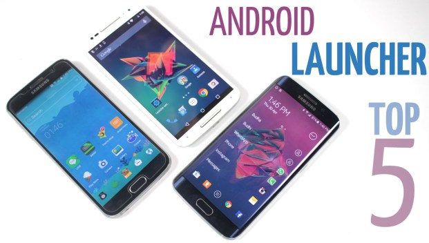 Fast and Light Android Launchers