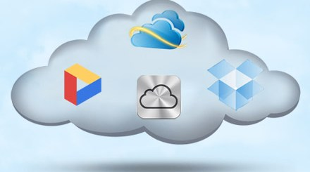 cloud storage apps for android