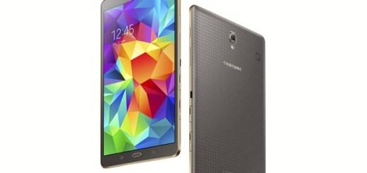 Galaxy Tab S 8.4 Marshmallow CM13 Rom